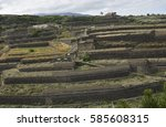Agricultural Terracing  Built...