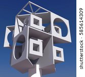 Three Dimensional Cubic...