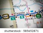 Small photo of Texola. Oklahoma. USA