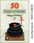 fifty years a hipster. birthday ...