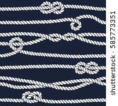 Marine Rope Knot Seamless...