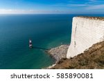 Beachy Head Lighthouse And...