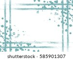 vector drawn background with... | Shutterstock .eps vector #585901307