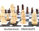 chess | Shutterstock . vector #586026695