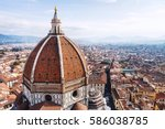 travel to italy   above view of ...