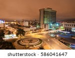 guatemala city   december 14 ... | Shutterstock . vector #586041647