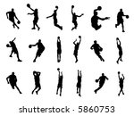 basketball | Shutterstock . vector #5860753