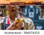 bangkok  thailand   may 28 ... | Shutterstock . vector #586076315