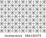 optical illusion background... | Shutterstock . vector #586130375