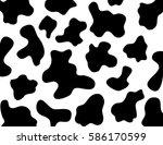 Cow Texture Design Background...
