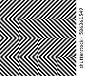 vector seamless pattern....   Shutterstock .eps vector #586361549