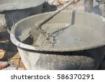 working | Shutterstock . vector #586370291