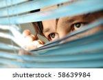 Spying - Fine Art prints