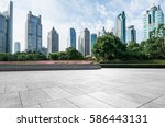 cityscape and skyline of... | Shutterstock . vector #586443131