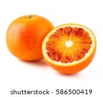 close up view of fresh blood...   Shutterstock . vector #586500419