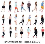 """collection """" back view of... 