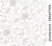 background  wallpaper  seamless.... | Shutterstock . vector #586647404