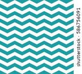 pattern in zig zag. classic... | Shutterstock .eps vector #586756091