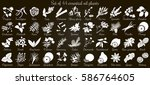 Big Vector Set Of 44 Flat Styl...