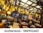 bangkok  thailand   june 20 ... | Shutterstock . vector #586941665