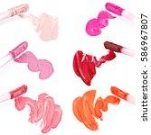 Matte Lipstick  Sample Of...