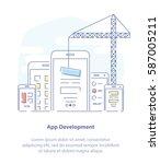 app or web development flat...