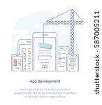 app or web development flat...