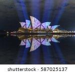 sydney  australia   june  15 ... | Shutterstock . vector #587025137