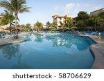 Beautiful Resort Pool