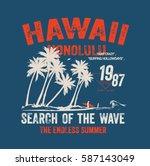 Surf Typography  T Shirt...