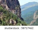 sumela monastery  trabzon ...   Shutterstock . vector #58717462