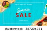 Summer Sale Beautiful Web...