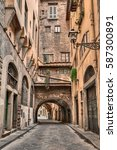 Florence  Tuscany  Italy  Old...