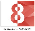 scalable vector illustration of ... | Shutterstock .eps vector #587304581