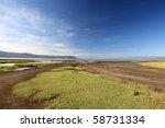 lake nukuru national park in... | Shutterstock . vector #58731334