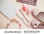 fashionable women's cosmetics