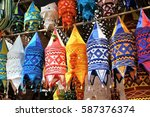 Indian Lanterns On The Market...