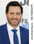 Small photo of Edgar Ramirez at the 2017 Film Independent Spirit Awards held at the Santa Monica Pier in Santa Monica, USA on February 25, 2017.