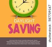 vector illustration of a banner ... | Shutterstock .eps vector #587709167