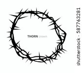 Thorn Crown Christ Jesus