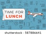 """airplane with banner """"time for... 