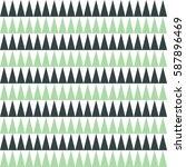 seamless triangle pattern....   Shutterstock .eps vector #587896469