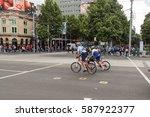melbourne  australia   november ... | Shutterstock . vector #587922377