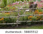 Well Groomed Spring Garden