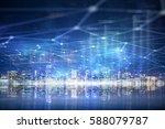 modern technologies for... | Shutterstock . vector #588079787