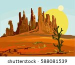 Vector Landscape For Your Design