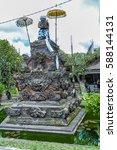 ubud  indonesia   august 29 ... | Shutterstock . vector #588144131