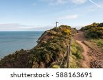 A View Of The Coastline From...