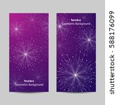 Set Of Vertical Banners....