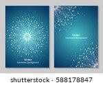modern vector templates for... | Shutterstock .eps vector #588178847